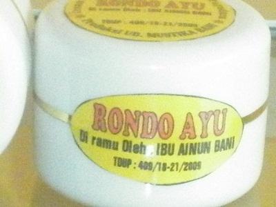 Jamu dan Ramuan Madura Cream Montok Payudara