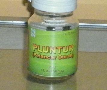 Jamu dan Ramuan Madura Pil KB Herbal Asli (70 butir) - (Tidak Bikin Gemuk)